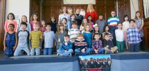 Lower Elementary Students Honor MLK