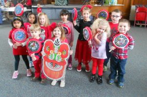 WVMS Celebrates Chinese New  Year